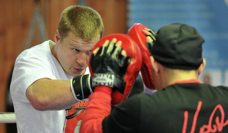 Штаб Поветкина готов оспаривать решение WBA в суде  (1)
