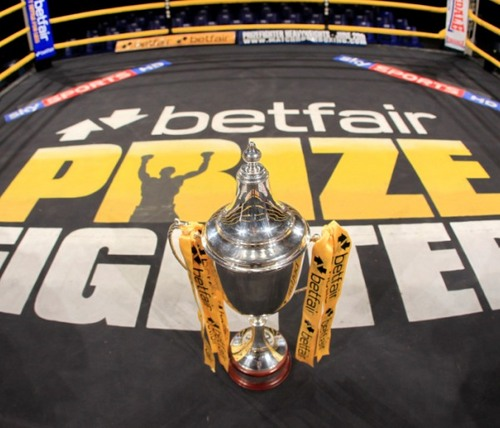 """Харрисон, Роган, Уокер сразятся на турнире """"Prizefighter"""" (1)"""