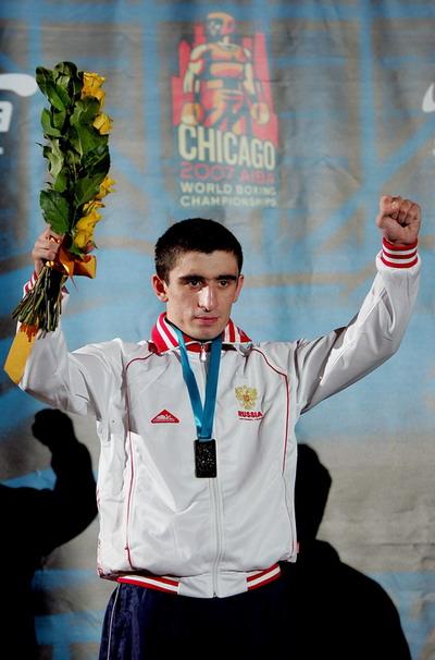 Альберт Селимов: Я не могу боксировать против России (1)