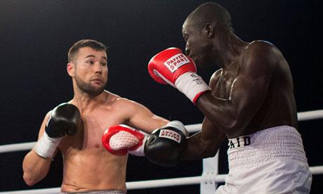 Афганец Хамид Рахими может побороться за чемпионский пояс WBO  (1)