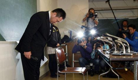 Главный тренер женской сборной Японии по дзюдо подал в отставку  (1)