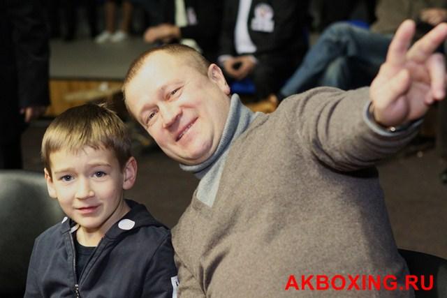 Ушел из жизни чемпион мира по боксу Юрий Александров... (2)