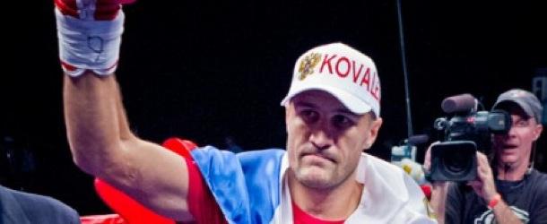 Сергей Ковалев вошел в пятерку лучших полутяжей мира (1)
