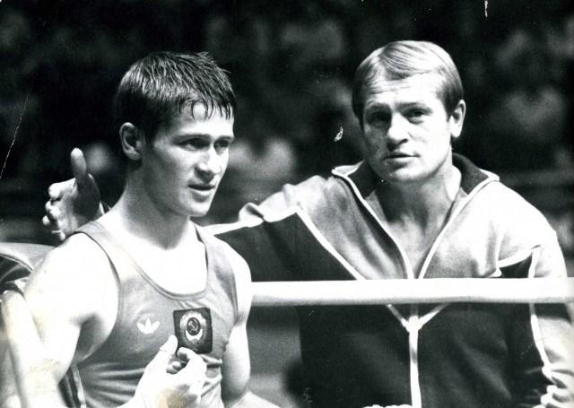 Ушел из жизни чемпион мира по боксу Юрий Александров... (1)