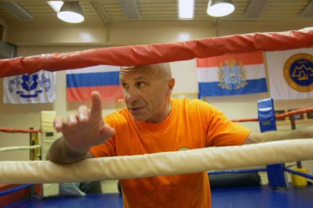Виктор Петроченко: Максим Власов готов показывать зрелищный бокс! (1)
