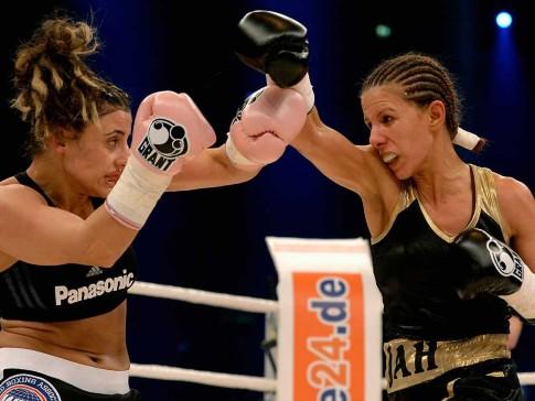Сюзи Кентикян победила Санаю Яа (1)
