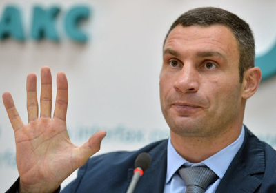 Виталия Кличко заставляют стать мэром Киева (1)