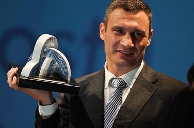 """Виталий Кличко получил премию и назван """"надеждой для молодежи"""" (1)"""
