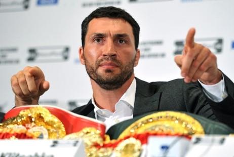 Владимир Кличко: Я с нетерпением жду боя с Поветкиным (1)