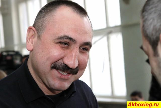 Александр Лебзяк: Вернулся, чтобы помочь российскому боксу (1)
