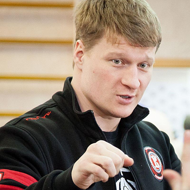 Александр Поветкин: Хочешь стать чемпионом - никогда не сдавайся (1)