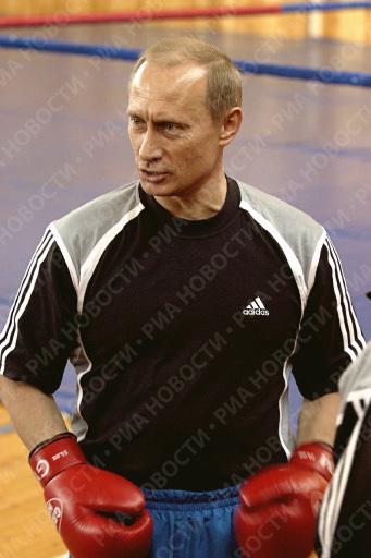 Президент России наградил тренеров-олимпийцев (1)