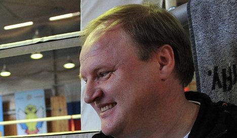 Владимир Хрюнов: Распределение гонораров не является главным поводом для протеста (1)