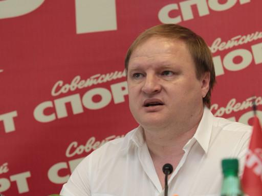 Владимир Хрюнов: Кличко - высококультурный человек и не оскорблял Поветкина (1)