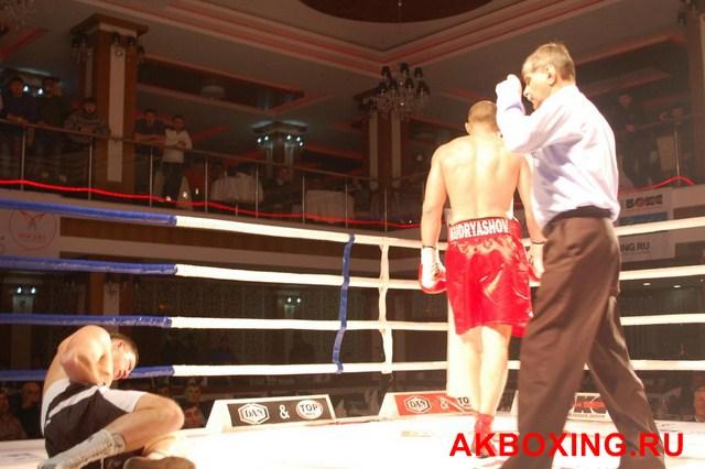 Профессиональный бокс пришел в Дагестан! (1)