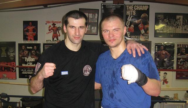 Вячеслав Глазков прибыл в США (1)