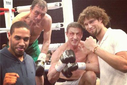 Роберт де Ниро и Сильвестр Сталлоне встретятся на ринге (1)