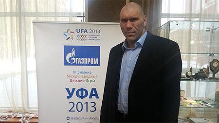 Николай Валуев: Пресса огромное внимание уделяет гламурным тусовкам, но не детскому спорту (1)