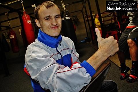Евгений Градович стал чемпионом Мира по версии IBF (1)