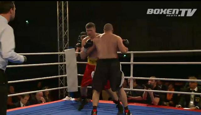 Александр Димитренко едва не упустил победу (1)
