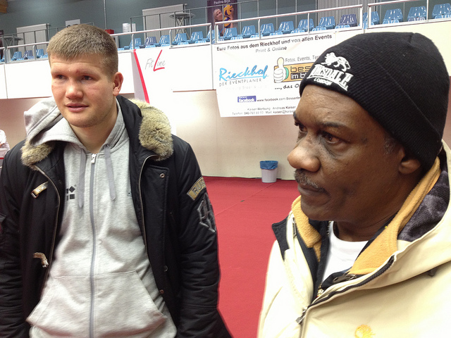 Томми Брукс: Димитренко в первых трех раундах был достоин Кличко (1)