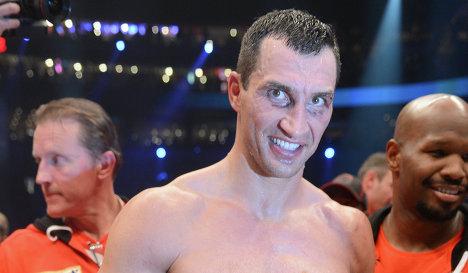 Пьянета запомнил слабые стороны Кличко и намерен нокатуировать его (1)