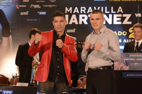 В бою Серхио Мартинеса и Мартина Мюррея будут использованы видеоповторы (1)