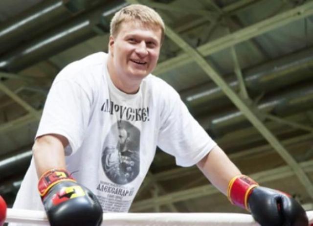 Александр Поветкин поздравил Кличко с днем рождения и вновь вызвал его на бой (1)