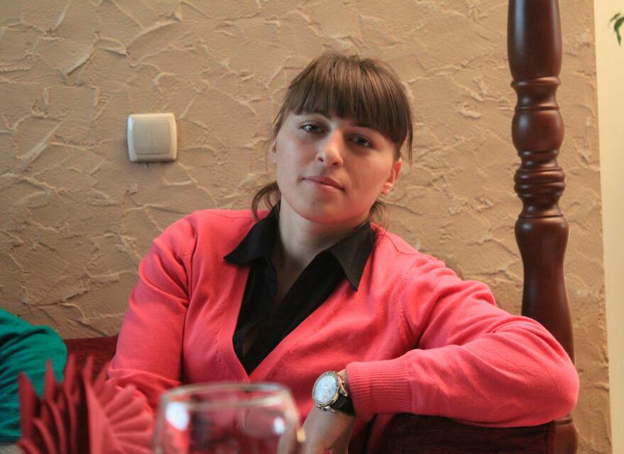 Саадат Абдулаева: Парню не зазорно упасть от удара девушки! (3)