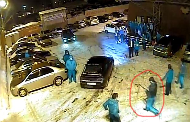 Тяжело ранен член сборной России по боксу Иван Климов (видео) (1)