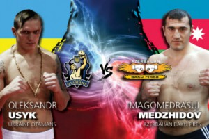 Супербитва в WSB: Александр Усик - Магомедрасул Меджидов (1)