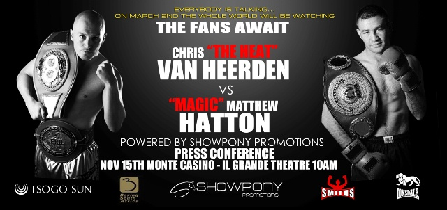Мэттью Хаттон -  Крис Ван Хеерден (видео) (1)