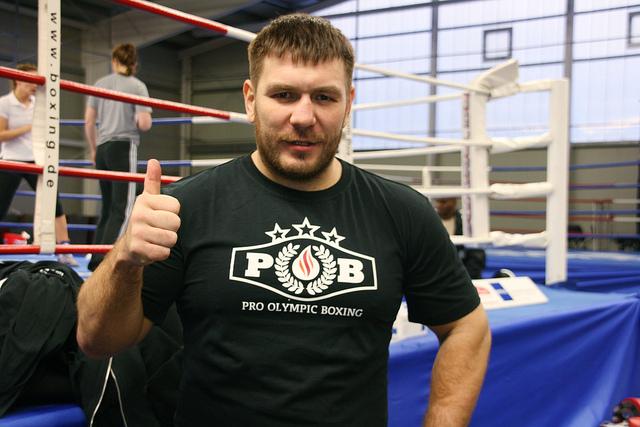 Руслан Чагаев выйдет на ринг 22 марта (1)