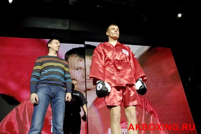 ТАФФАЙТ: Интервью боксеров четвертьфинала №1 (1)