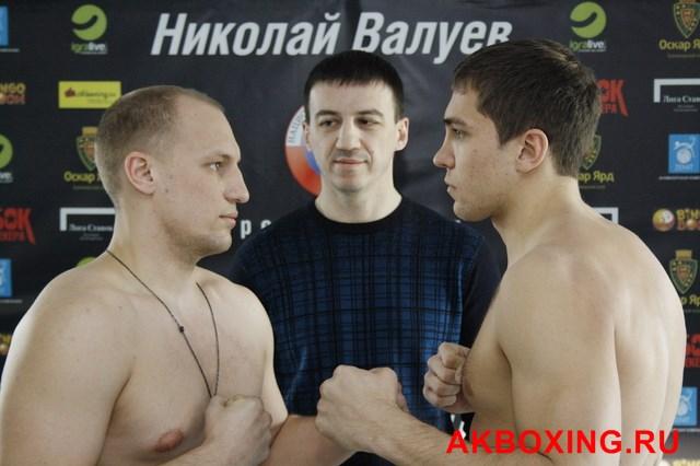 Денис Бахтов взвесился и будет выживать в ринге ТАФФАЙТ! (4)