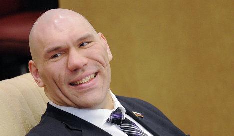 Николай Валуев заступился за борьбу (1)