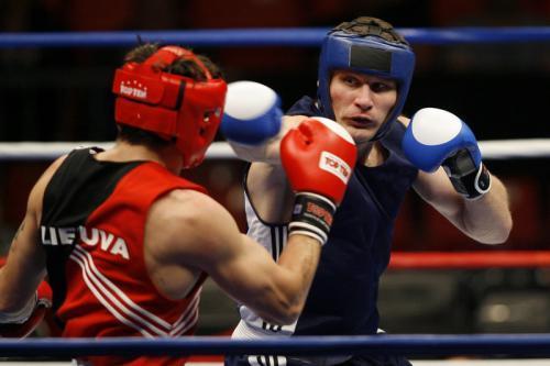 Белорусский боксер Виктор Зуев не приехал на сборы команды (1)
