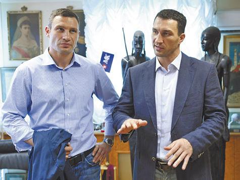 Виталий Кличко: А если Володя проиграет Пианете, а Поветкин Вавржику? (1)
