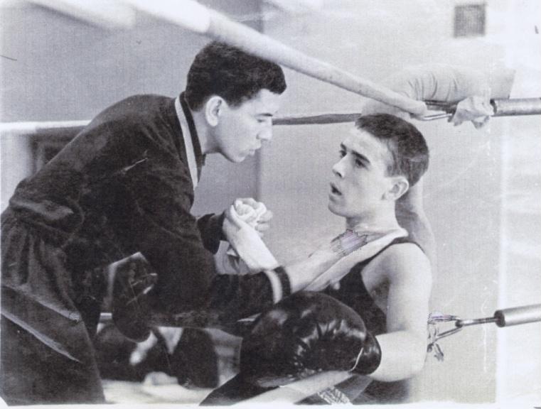 К 100-летию пятикратного чемпиона СССР по боксу Ивана Князева. Часть вторая (2)