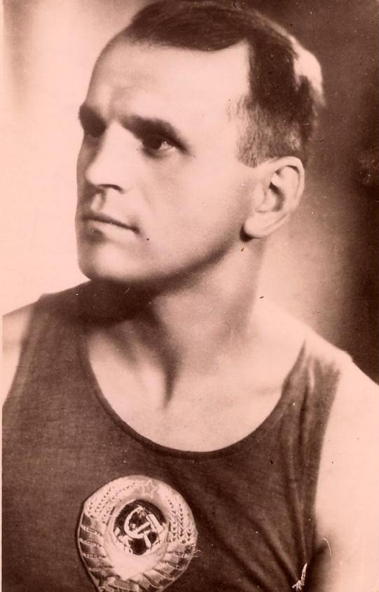 К 100-летию пятикратного чемпиона СССР по боксу Ивана Князева. Часть первая (1)