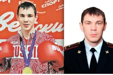 Егор Мехонцев стал инспектором ДПС (1)