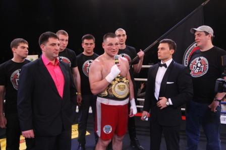 Павел Попов: В Климовске будут побеждать только сильнейшие! (2)