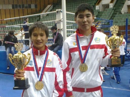 Выживший подросток выиграл серебро на чемпионате России (1)