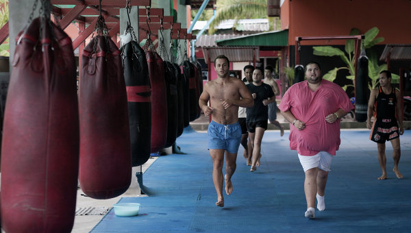 Последний писк экстремального туризма: Добро пожаловать в тайский бокс! (1)