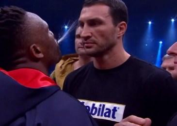Дерек Чисора: Я ненавижу Кличко и в следующий раз поступлю с ним еще хуже (1)