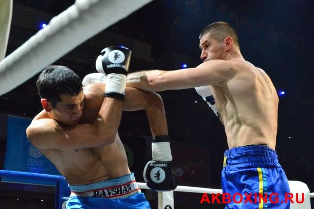 ТАФФАЙТ: Евгений Абдуразаков победил Карена Аветисяна! (3)