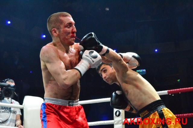 ТАФФАЙТ: Евгений Абдуразаков победил Карена Аветисяна! (5)