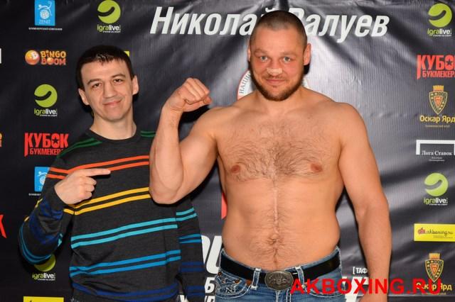 """ТАФФАЙТ: Денис Бахтов выйдет на ринг против """"Тайсона""""! (1)"""