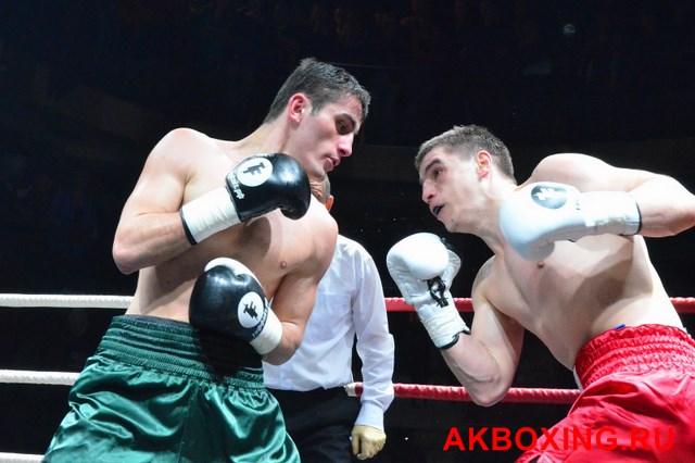 ТАФФАЙТ: Акжол, Чернобаев, Украинец, Бахтов и Питернов в финале! (4)