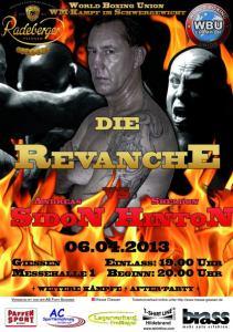 Экс-чемпион Германии Андреас Сидон выйдет на ринг в 50 лет. Прямая трансляция (видео) (1)